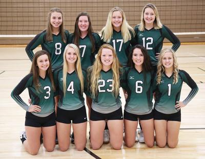 Wolves volleyball 2019
