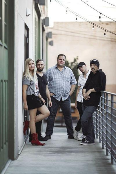 Mikayla Lane and Band