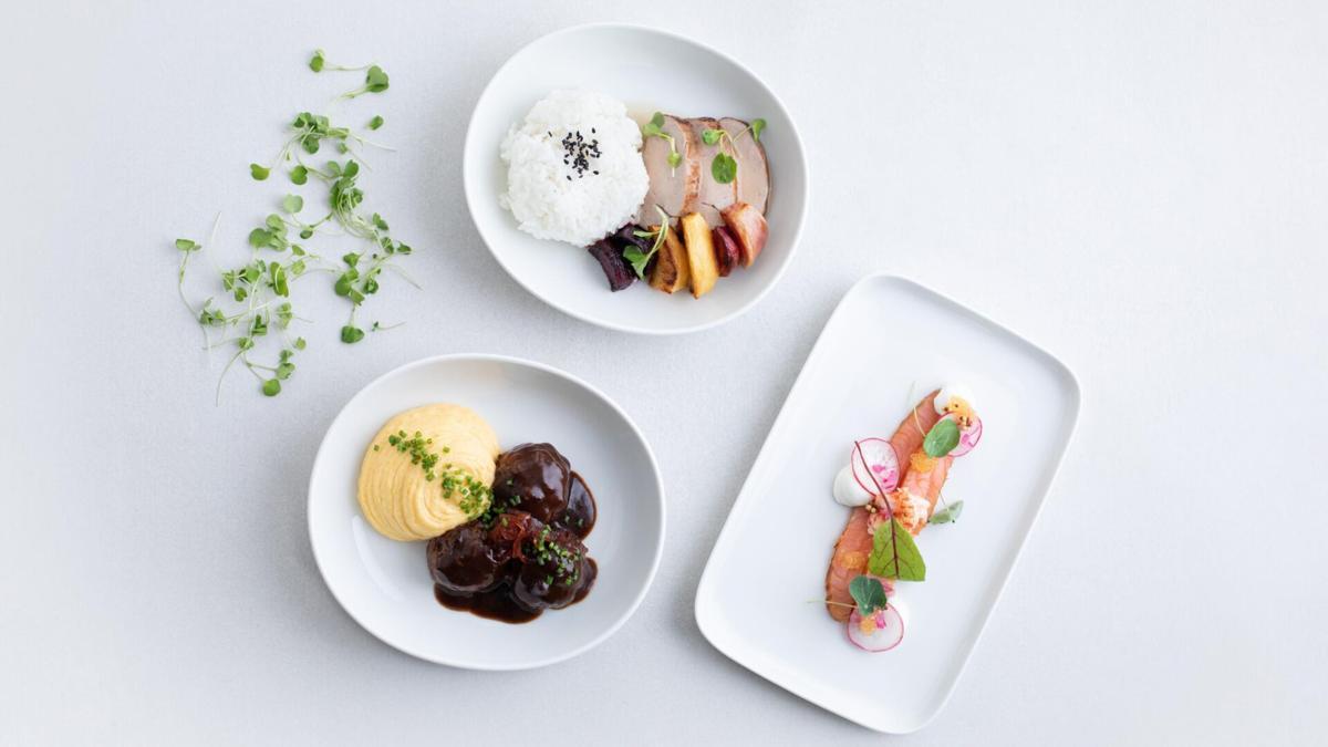 Finnair is selling its airplane food in grocery stores