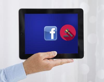 Facebook auction