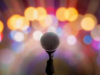 Karaoke graphic