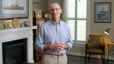 Mike Franken, retired 3-star admiral, candidate for U.S. Senate