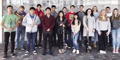 DHS All-State musicians