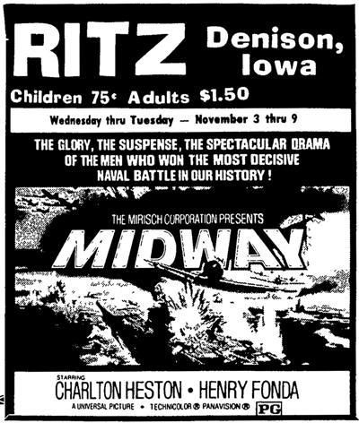 From the November 4, 1976, Denison Bulletin.