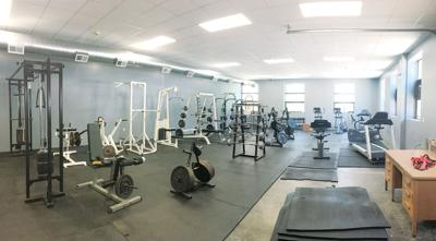Charter Oak Fitness Center