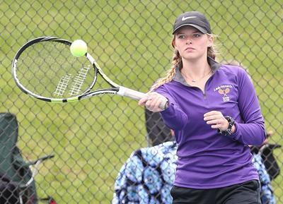 D-S girls tennis