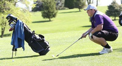 Monarch district golf