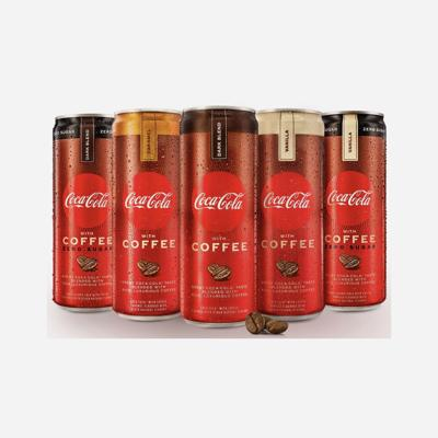 Coca-Cola launching Coke with Coffee in US after international acclaim