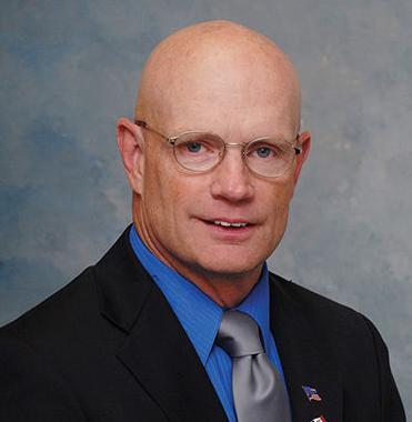Rep. Steve Holt, House District 18, R-Denison