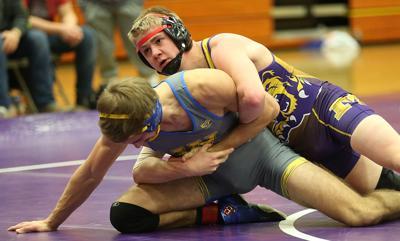 D-S wrestling