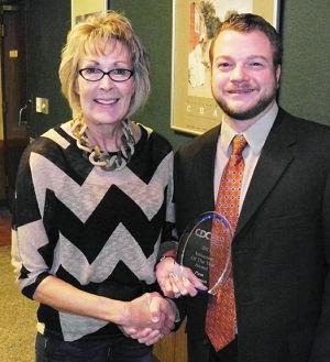 CDC award honors Pam Soseman for volunteerism