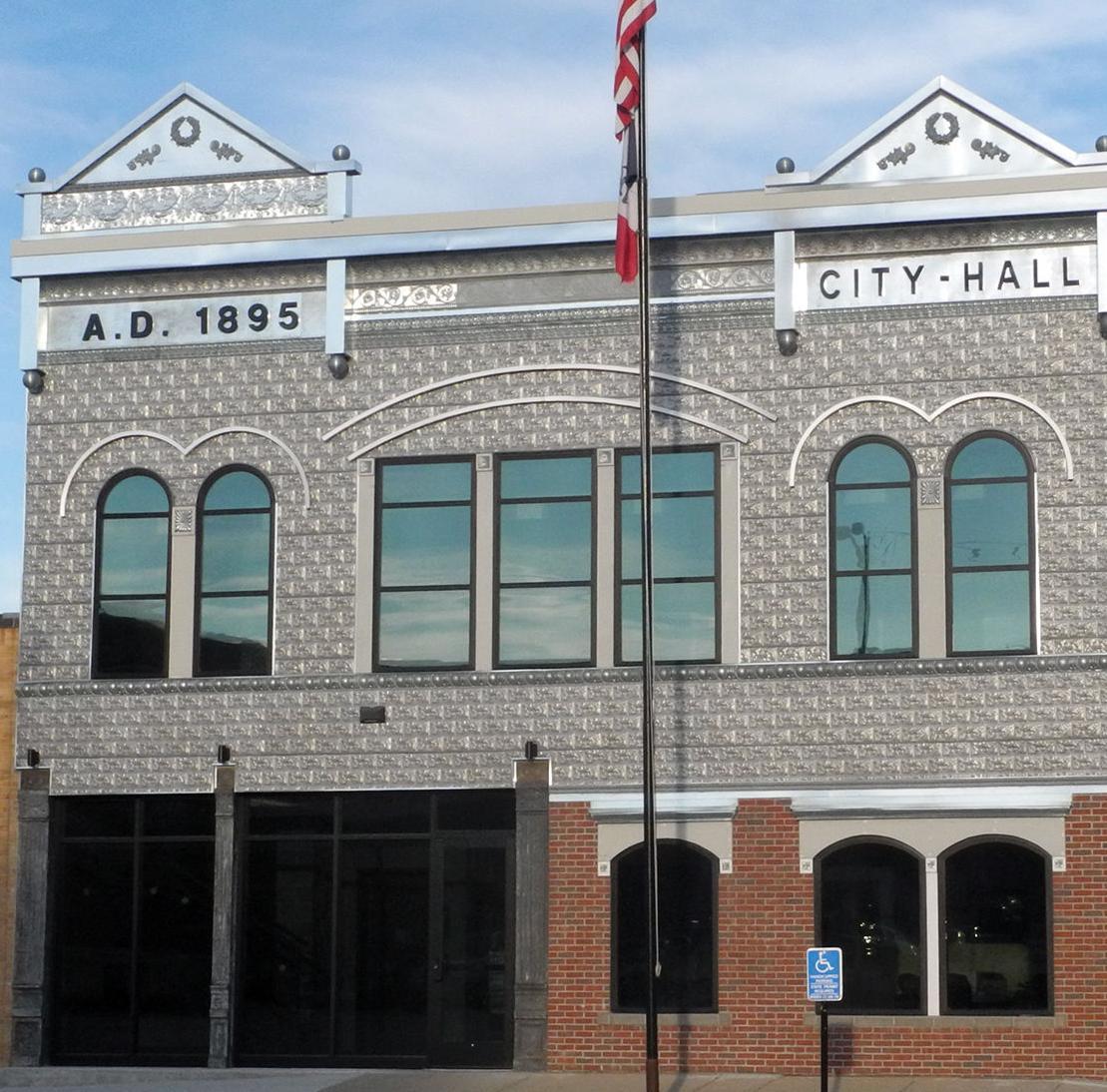 Denison City Hall