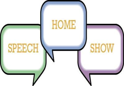 Speech Home Show graphic