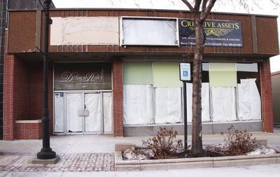 Site of Buck Snort restaurant in Denison