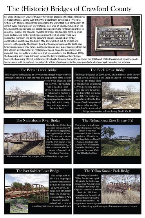 Bridges of Crawford County poster