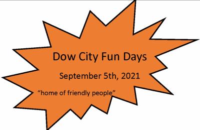 Dow City Fun Days graphic