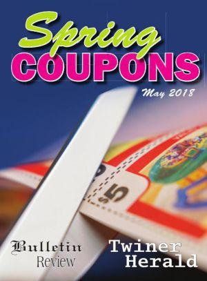 Spring Coupon Book 2018