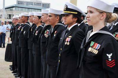 Task Force One Navy completes report to enhance diversity