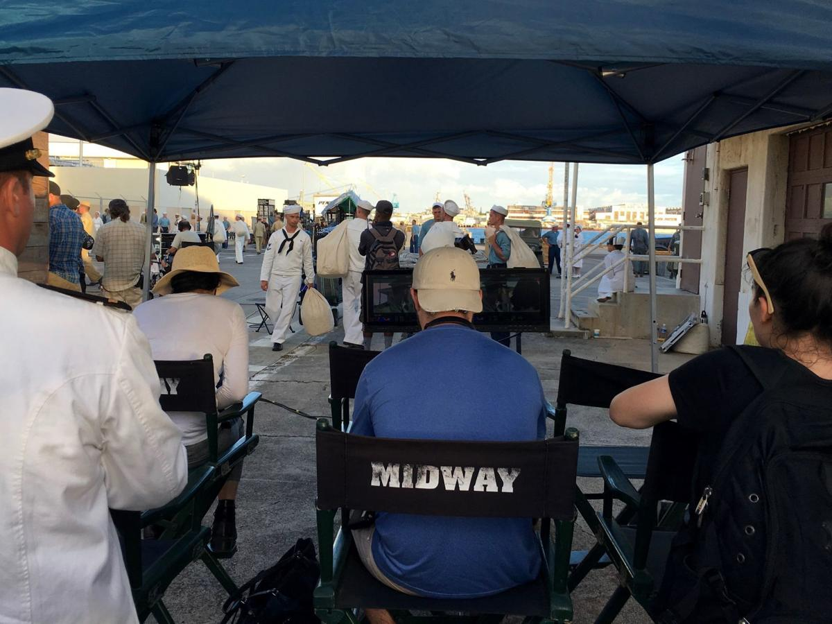 Midway movie takes war in the Pacific seriously