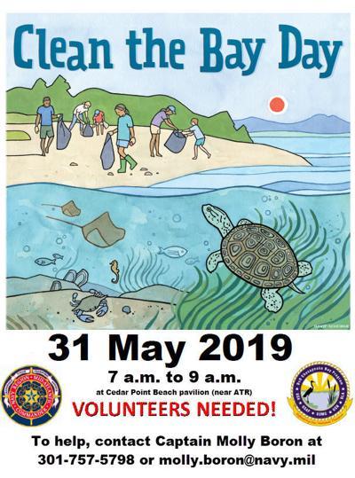 Volunteers needed to help clean up Pax River shoreline   Local