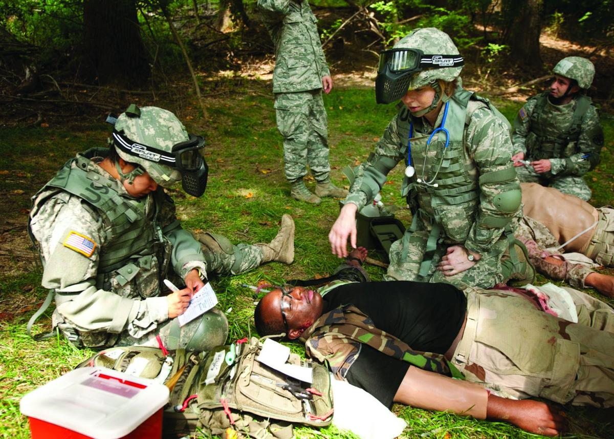 Advanced Combat Medical Experience 2014
