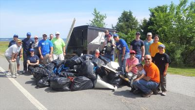 Volunteers needed for Clean the Bay Day effort at Pax