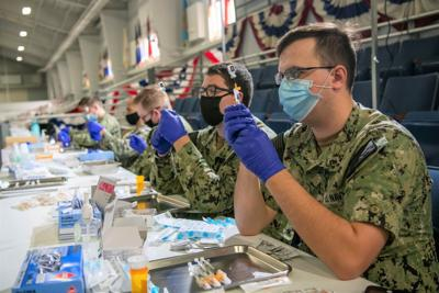 Navy supports mandatory COVID-19 vaccination for Active-Duty, Reserve Sailors