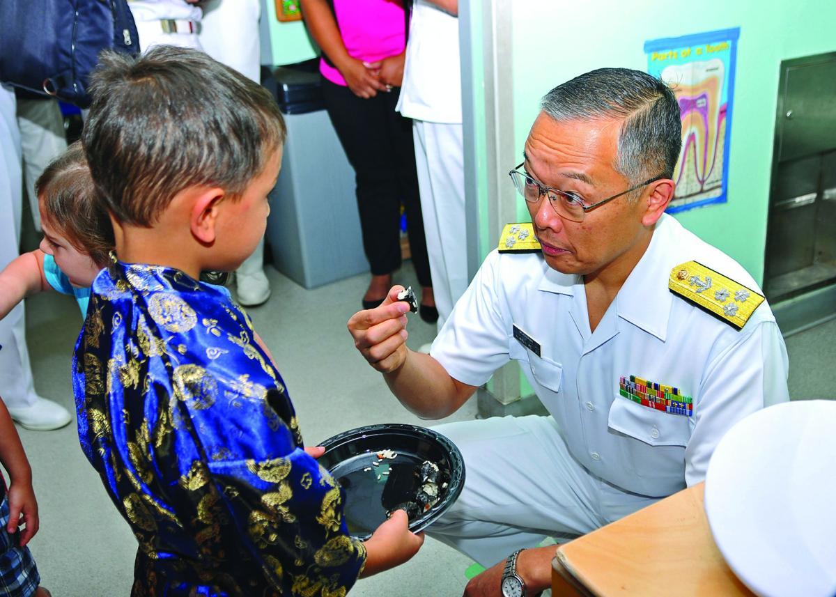 JMSDF VISIT TO CDC