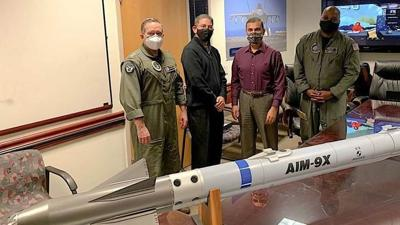 Air-to-Air Missiles Program Office lands International Acquisition Partnership award