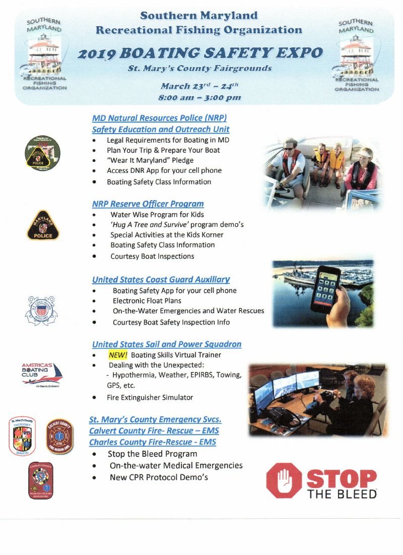 Safety Expo Flyer