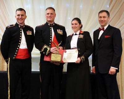 Fleeger named Marine Corps acquisition officer of the year