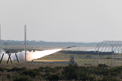 Navy completes East Coast target launch to support live training