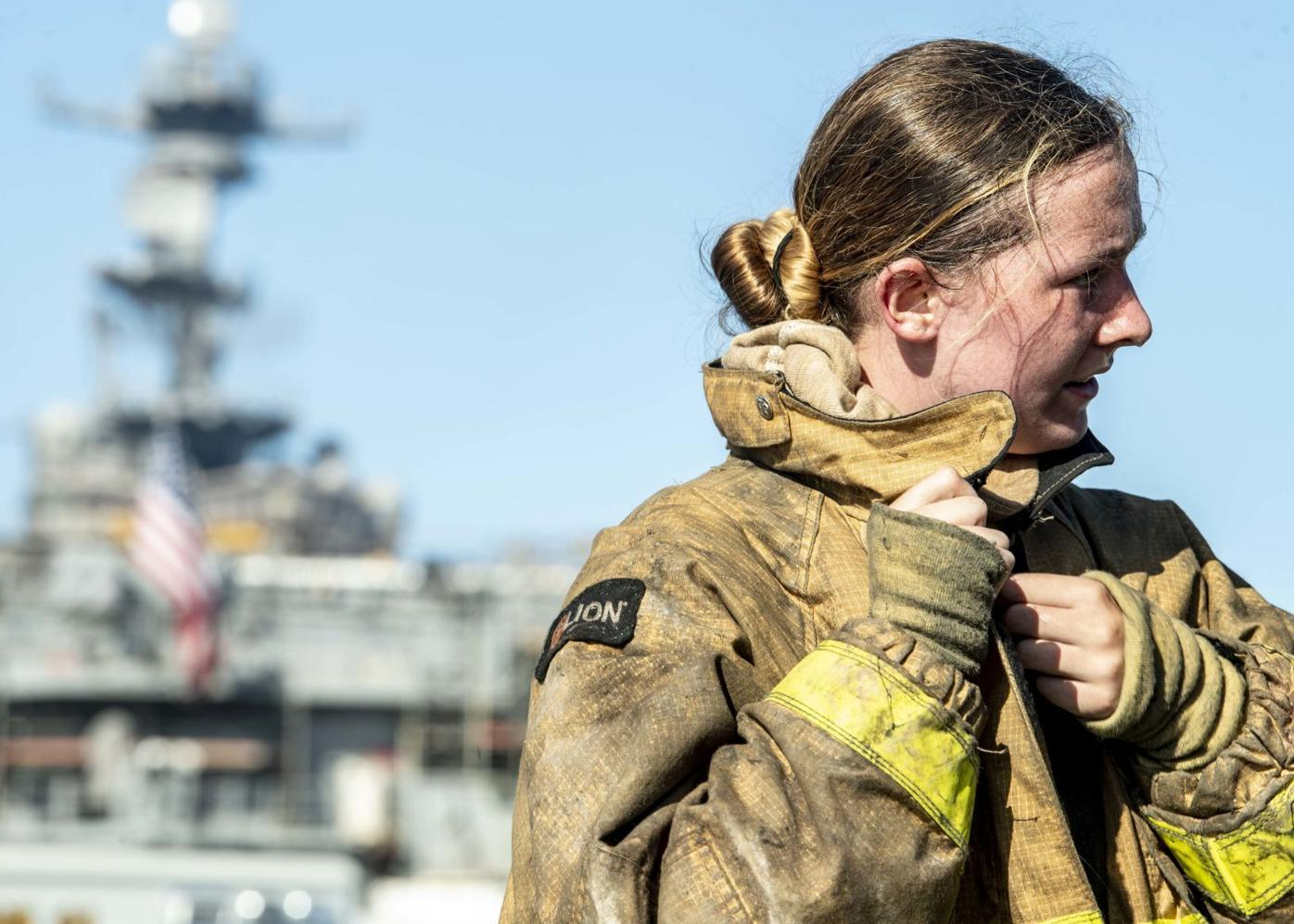 Celebrating Navy women: Perseverance and achievements