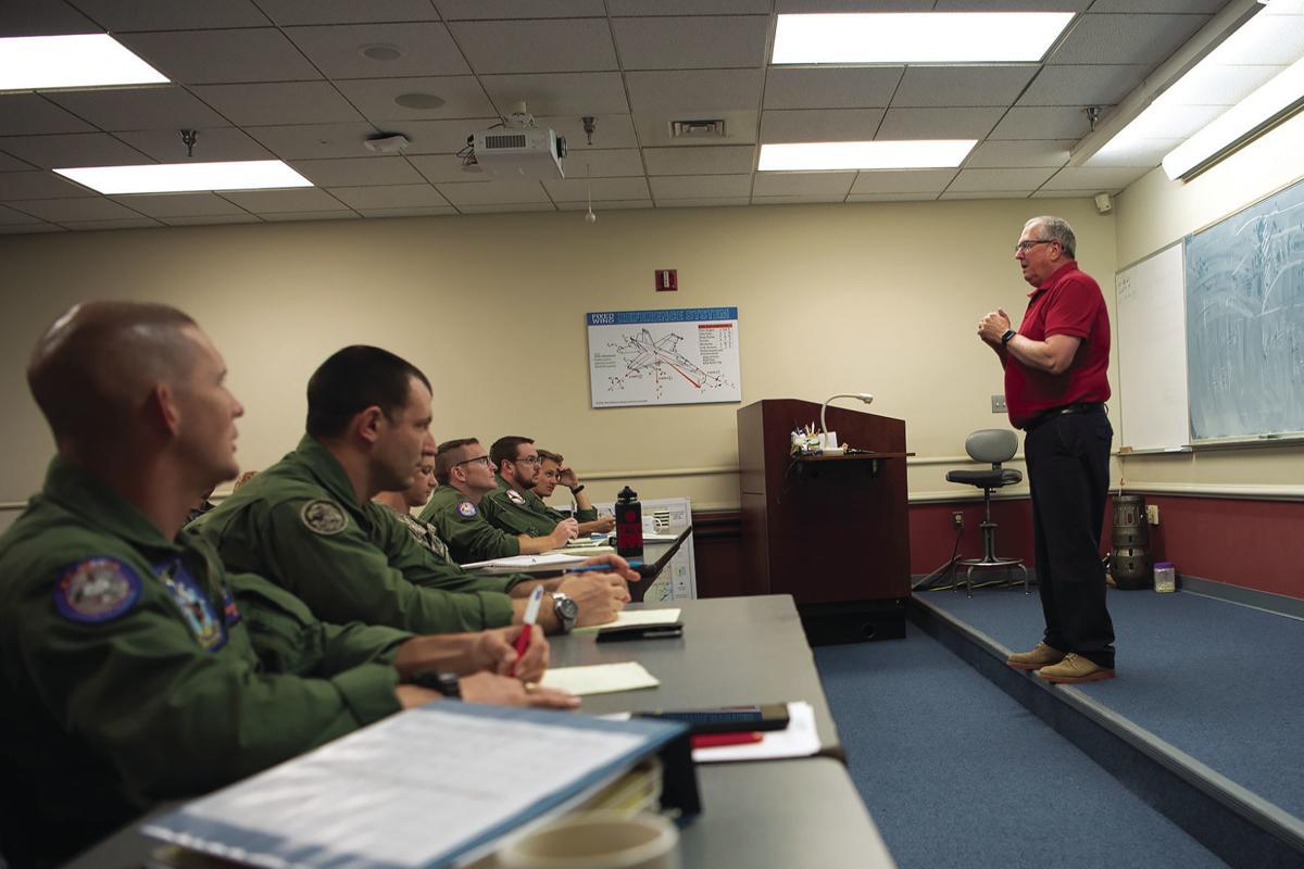 U.S. Naval Test Pilot School bolsters UAS curriculum