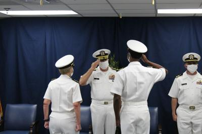 Navy Medicine Readiness Training Command Patuxent River changes command