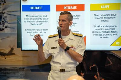 NAVAIR kicked off Sea-Air-Space Expo with looks at emerging technologies