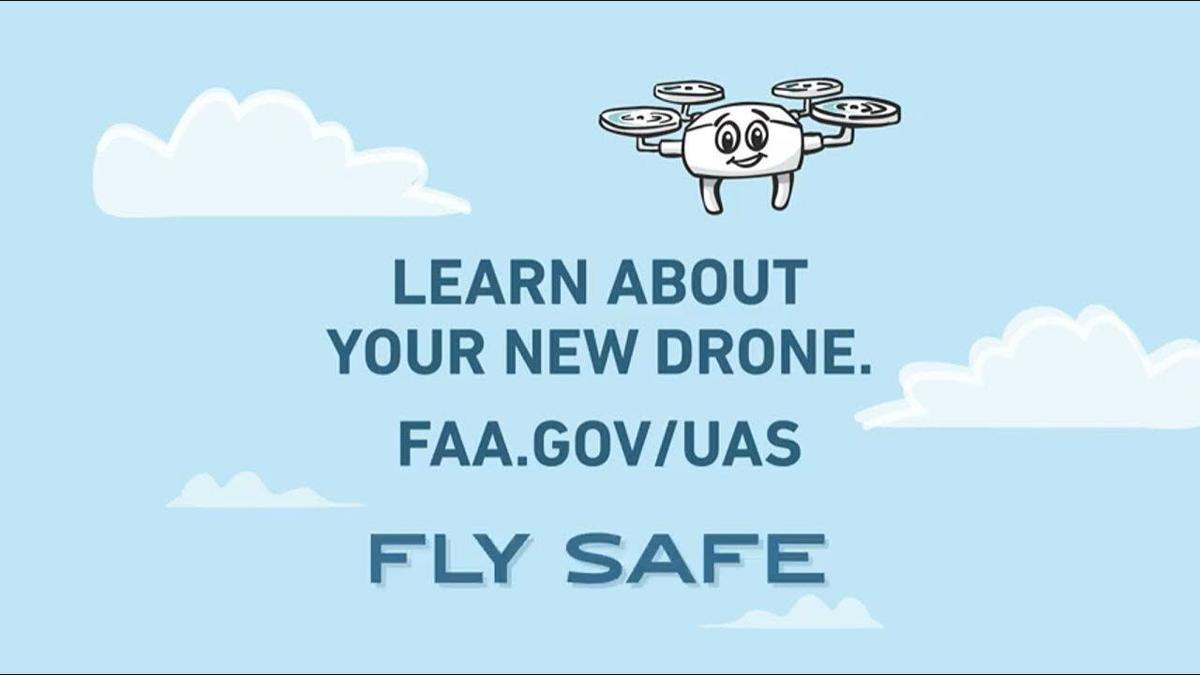 Permission required before operating drones in Pax River airspace