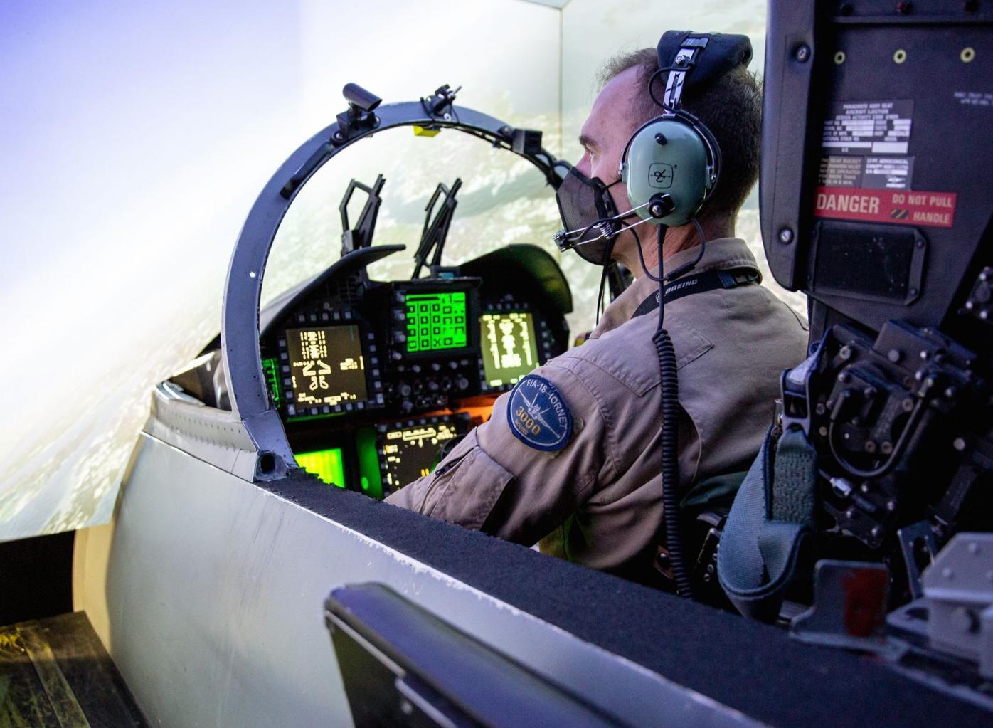 PMA-265 conducts successful SLATE demo