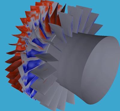 DoD adds Navy engine simulation program to supercomputing portfolio