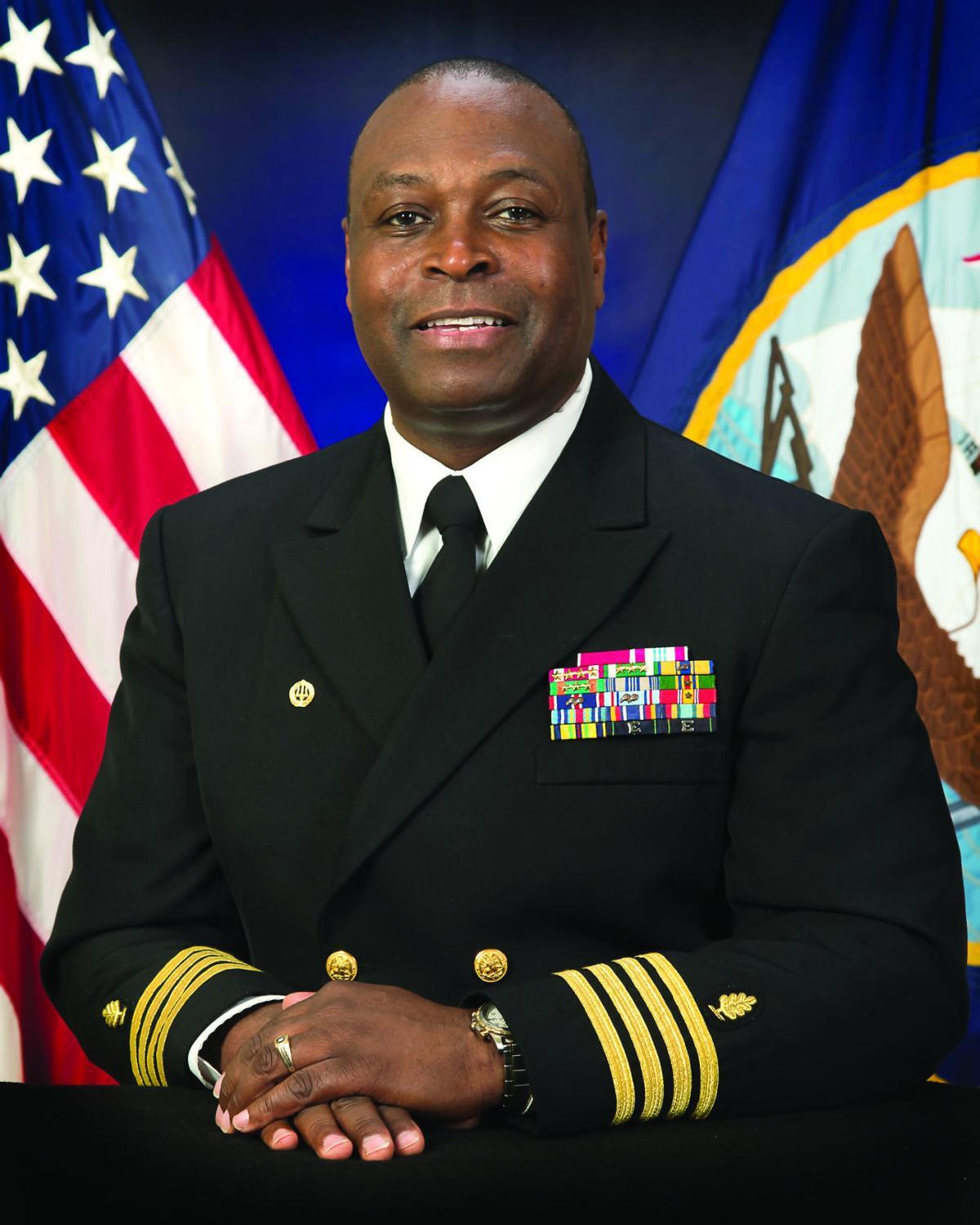 Capt. Marvin L. Jones