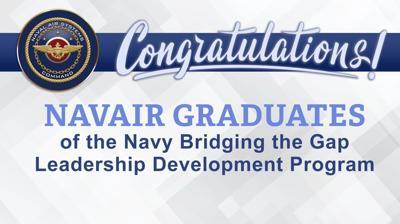 NAVAIR employees graduate from DoN senior leadership program
