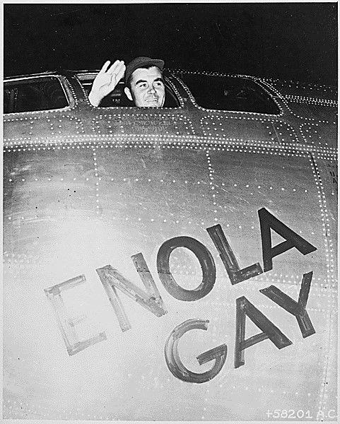 The Enola Gay's history lives on