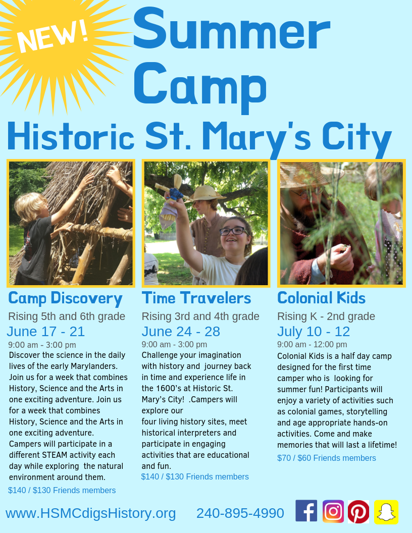 HSMC Camp Discovery
