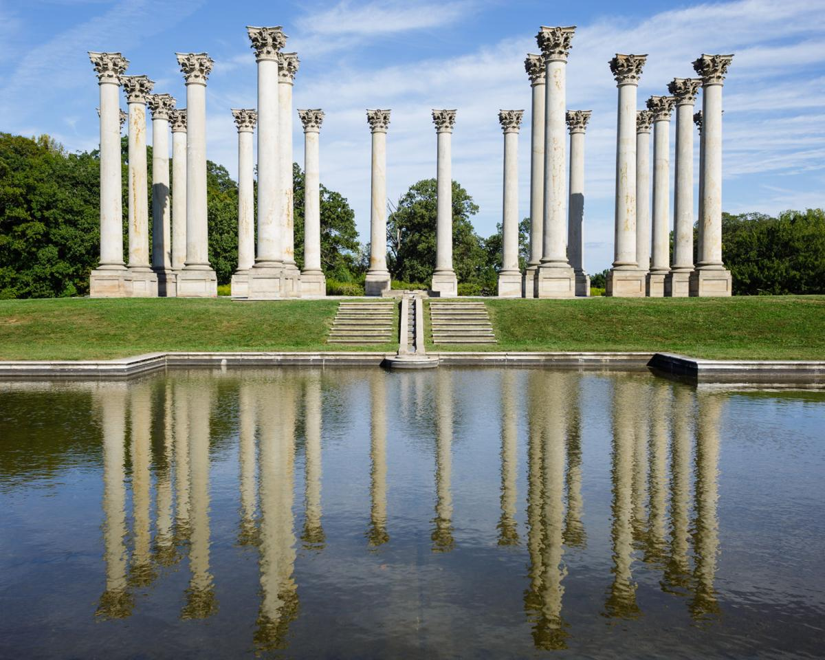 Explore D C The National Capitol Columns Community