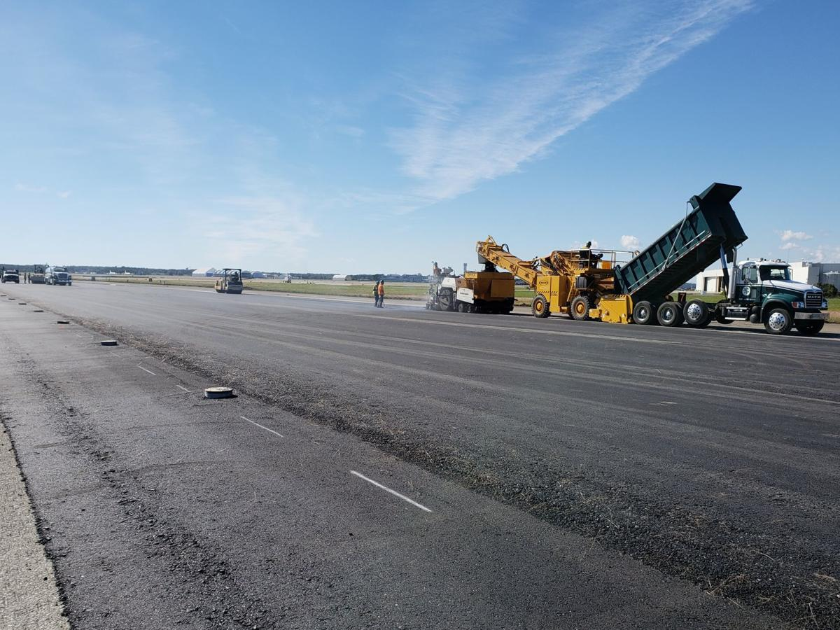 Pax runways to be fully operational by January 2020