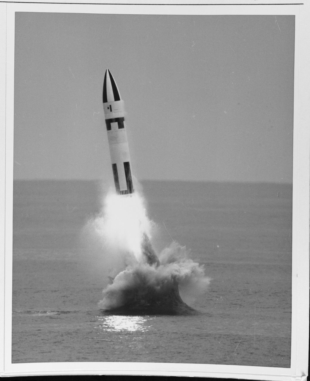 Early Dahlgren Roles in the Submarine Launched Ballistic Missile System Development - Polaris Missle