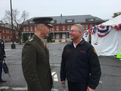 Chief and Gen. Dunford