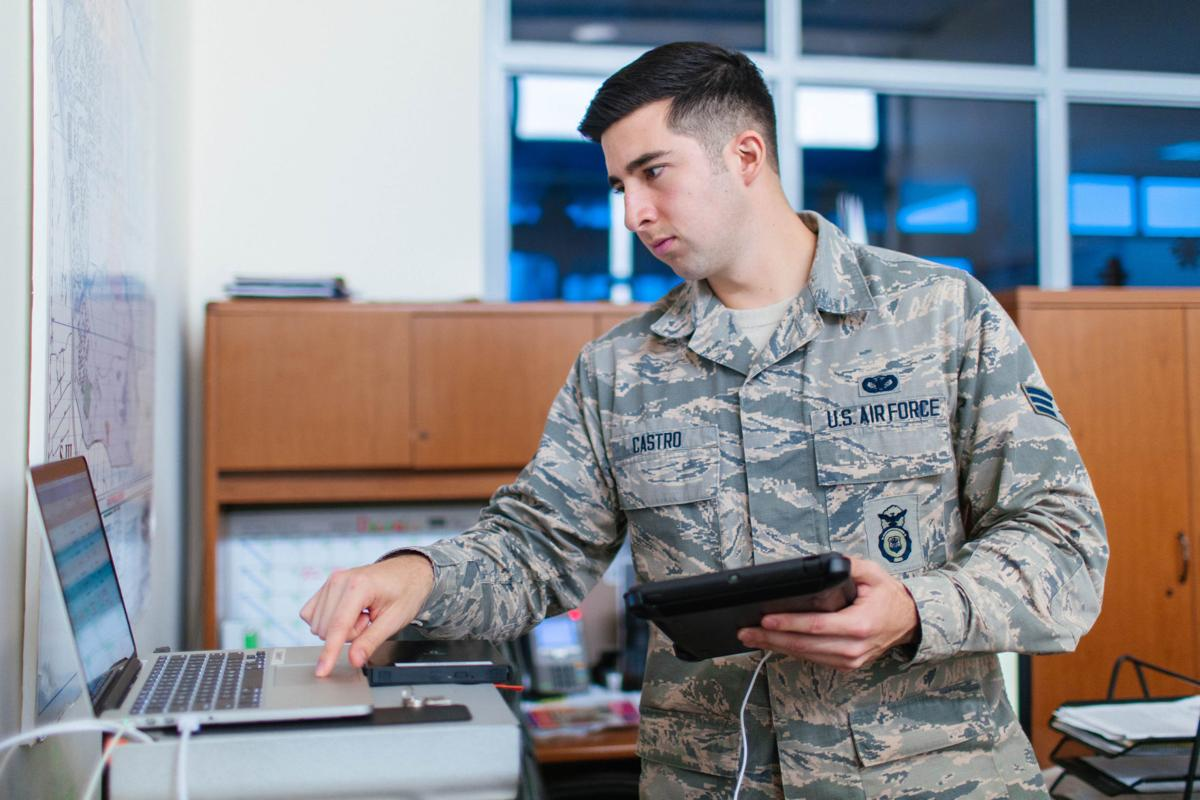New technology changes game for Security Forces, enhances productivity