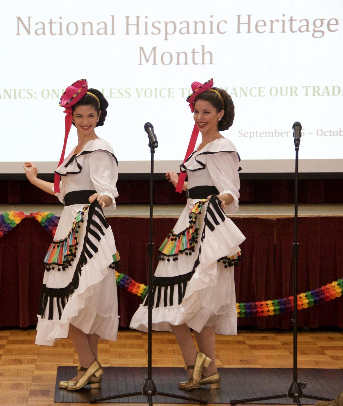 Community celebrates Hispanic Heritage Month with festive