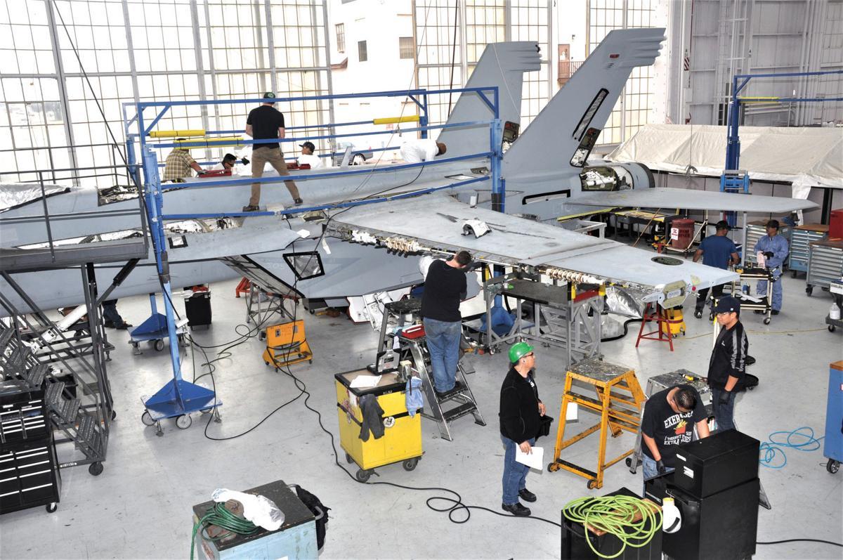 NSS: Fleet Readiness Centers improving readiness